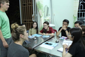 Free Homestay & Teaching Experience in Can Tho