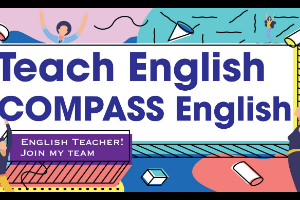 Look For Full-time & Part-time English Teachers