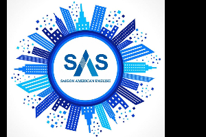 SAS SAIGON AMERICAN ENGLISH VINH LONG CAMPUS is looking for English teachers