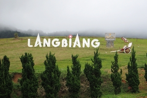Langbiang Mountain